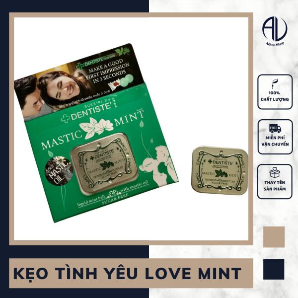 Kẹo Ngậm Tình Yêu Love Mint Thái Lan (Hộp 20 Viên) cao cấp