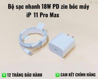 [ Hàng Xách Tay ] Bộ Cáp Sạc + Dock Sạc Nhanh PD Chân Sạc LightNing 18W Cho IP - Hỗ Trợ Cho Tất Các Dòng Máy Hệ Điều Hành IOS thumbnail