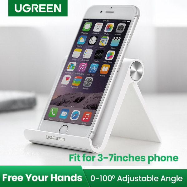 UGREEN Phone Stand Cell Phone Holder for Huawei mate 10/P20,iPhone X / 8 /7 Plus,Samsung Galaxy S9 /S7Edge/S8 /S5 /S6, Xiaomi,OPPO,Vivo, HTC Smartphone