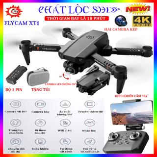 Flycam mini, máy bay điều khiển từ xa mini rẻ điều khiển tư xa 4 cánh thumbnail