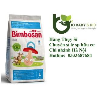 Sữa túi Bimbosan số 1 400g thumbnail