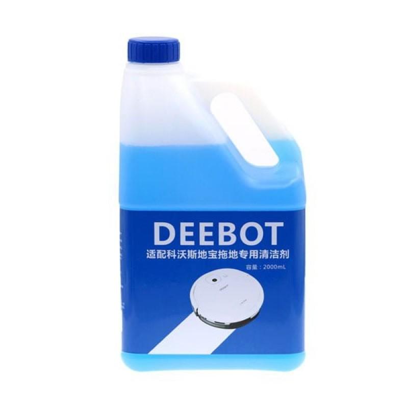 Nước lau sàn chuyên dụng dành riêng cho Robot hút bụi lau nhà ECOVACS DEEBOT ILIFE XIAOMI LIECTROUX