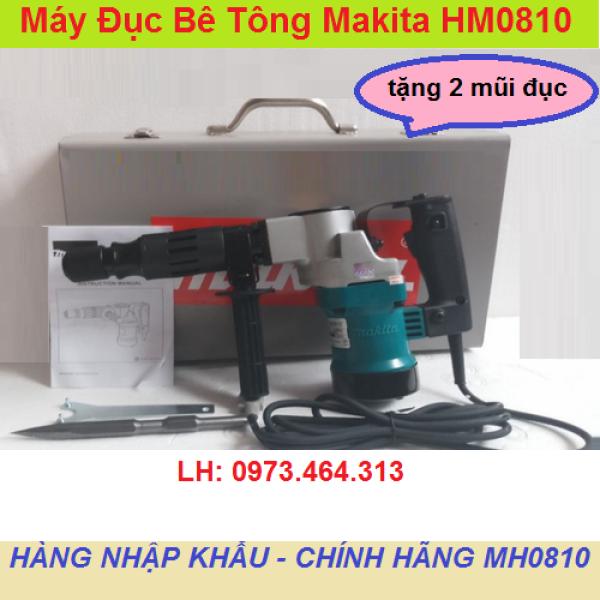 MÁY ĐỤC BÊ TÔNG CHÍNH HÃNG - HM0810