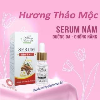Serum nám 3 in 1- Serum Hương Thảo Mộc 10ml - Mỹ phẩm Mộc Lan thumbnail