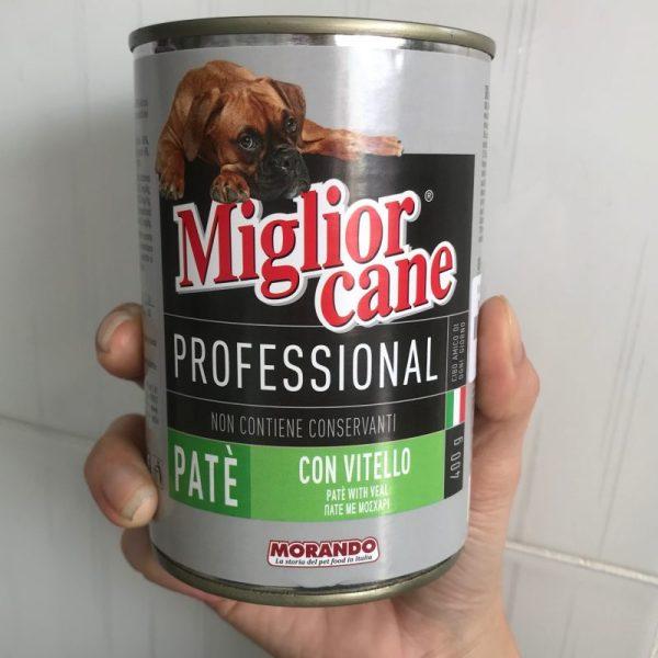 Pate Miglior Cane Adult cho chó 400g (nhập Ý Morando)