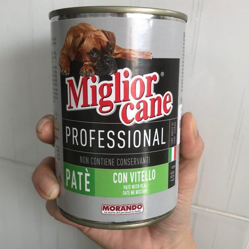 Pate Miglior Cane cho chó mọi lứa tuổi 400g (nhập Ý Morando)