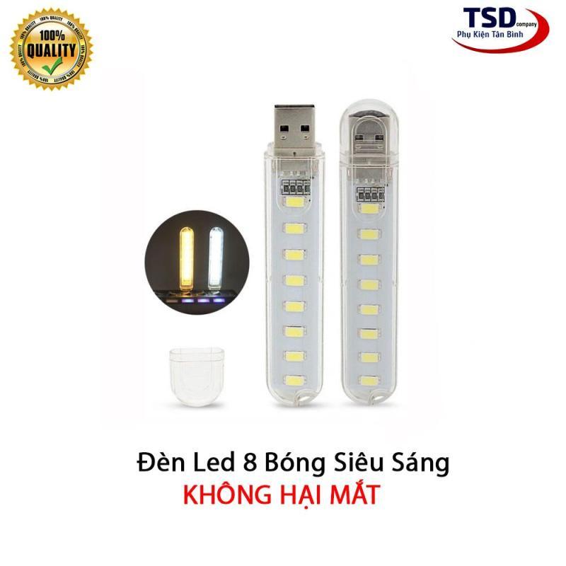 Bảng giá Đèn Led Cổng USB 8 Bóng Phong Vũ