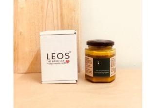 Tinh Bột Nghệ Đỏ Ngâm Mật Ong Hoa Rừng - HANDMADE by LEOS - The Herb Lab thumbnail