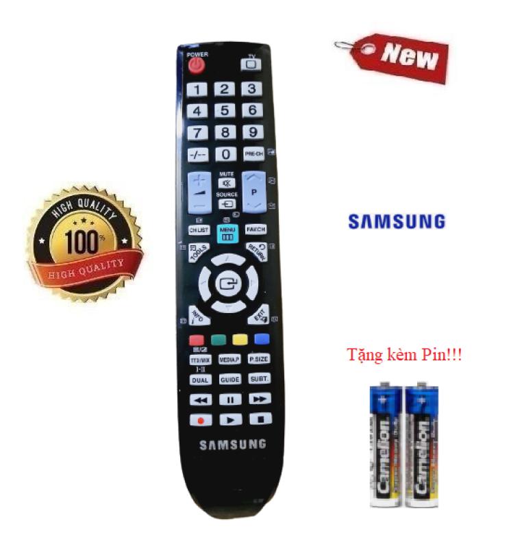 Remote Điều khiển tivi Samsung RM-L898 các dòng LCD/LEDHàng tốt tặng kèm Pin!!! chính hãng