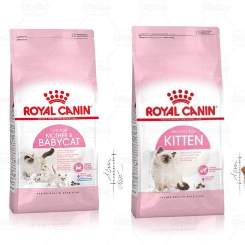 Royal baby mother/kitten 2kg