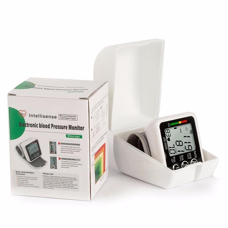 Máy đo huyết áp omron - Máy đo huyết áp đeo tay - Máy đo huyết áp điện tử omronN Máy đo huyết áp tại nhà, máy đo huyết áp nhập khẩu, giá rẻ , loại tốt  - BẢO HÀNH 1 ĐỔI 1 bởi F88 Plus