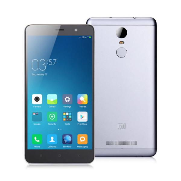 Điện thoại Smartphone Xiaomi Redmi Note 3 Pro 2sim (3GB/32GB) - Có Tiếng Việt - Màn hình IPS LCD, 5.5, HD