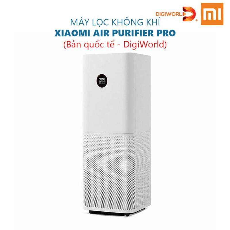 [Bản quốc tế] Máy lọc không khí Mi Air Purifier Pro - Phân phối bởi DigiWorld - Thế Giới Gia Dụng 4.0