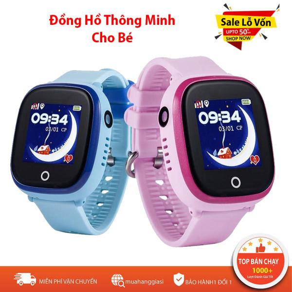 Đồng hồ trẻ em xem tin nhắn, nghe gọi điện thoại, màn hình cảm ứng tích hợp nhiều tính năng công nghệ hiện đại bán chạy