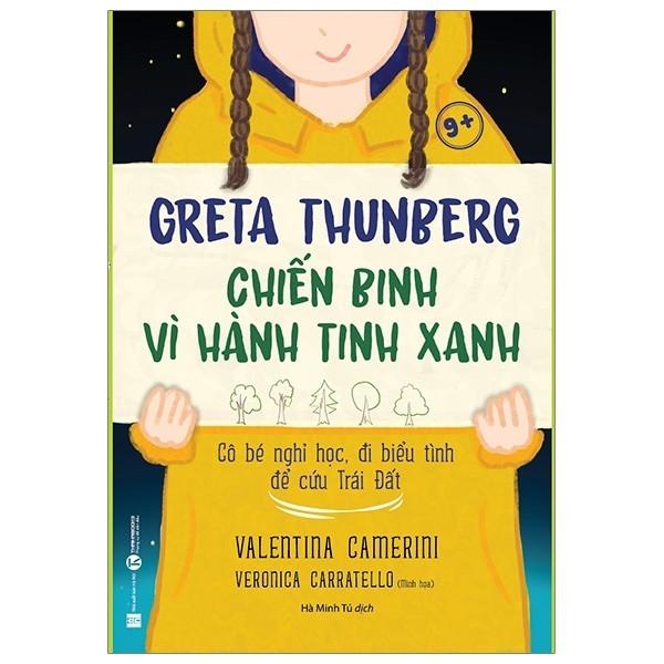 Cá Chép - Greta Thunberg - Chiến Binh Vì Hành Tinh Xanh