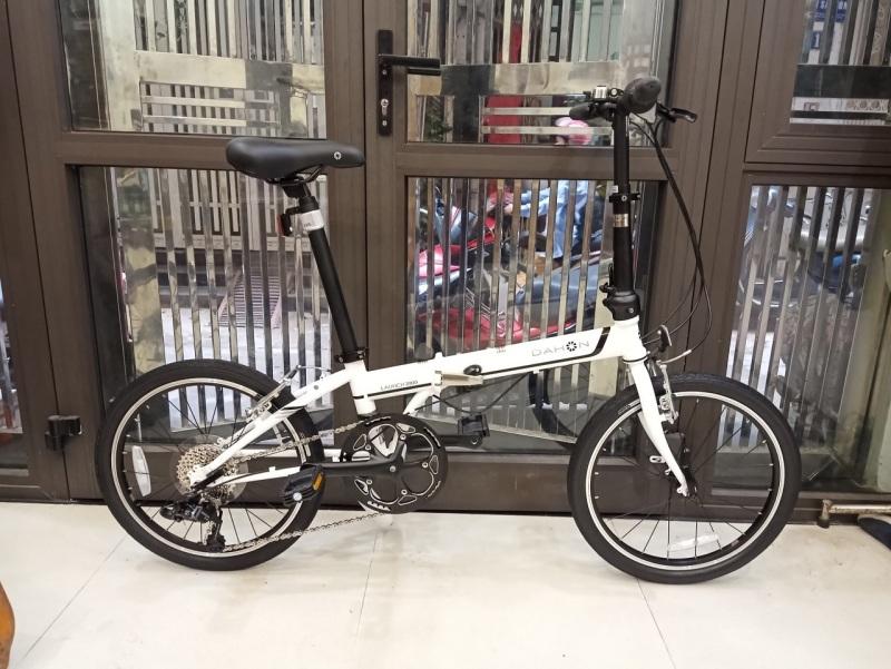 Phân phối Xe đạp gấp DAHON LUNCH 2000 bánh 20 thương hiệu Mỹ