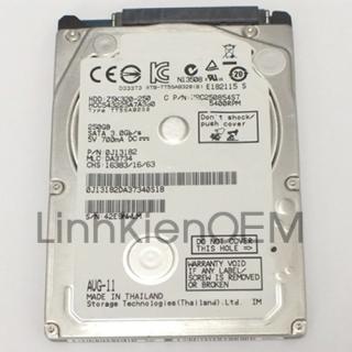 Ổ cứng laptop 500gb Hitachi SATAIII 7200 vòng Phút thumbnail
