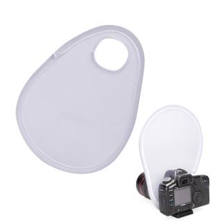 RVI04 Mini Kèm Túi, Phụ Kiện Đèn Flash Chụp Ảnh Bộ Khuếch Tán Đèn Flash Cho Máy Ảnh DSLR SLR Tấm Phản Xạ Khuếch Tán Thấu Kính Tấm Mềm thumbnail