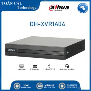 [NHÀ PHÂN PHỐI] Đầu ghi hình HDCVI TVI AHD và IP 4 kênh DAHUA DH-XVR1A04 - Camera Toàn Cầu thumbnail