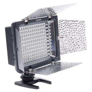 [HCM]Đèn LED Yongnuo YN-160 II - Hàng nhập khẩu sản phẩm tốt chất lượng cao cam kết như hình độ bền cao thumbnail