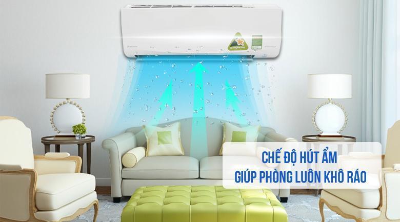 Siêu Tiết Kiệm Khi Mua Máy Lạnh Daikin Inverter 1.5 HP