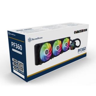 Tản nhiệt nước CPU SilverStone PF360-ARGB thumbnail