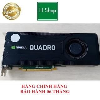 [Trả góp 0%]Card màn hình Nvidia Quadro K5000 4GB GDDR5 256bit hàng chính hãng bảo hành 06 tháng thumbnail