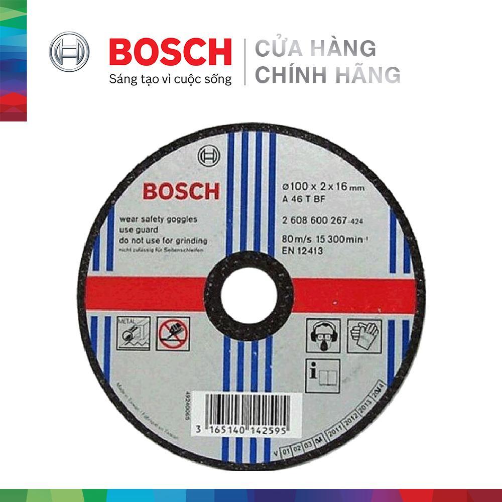 Combo 2 Đá cắt sắt Bosch