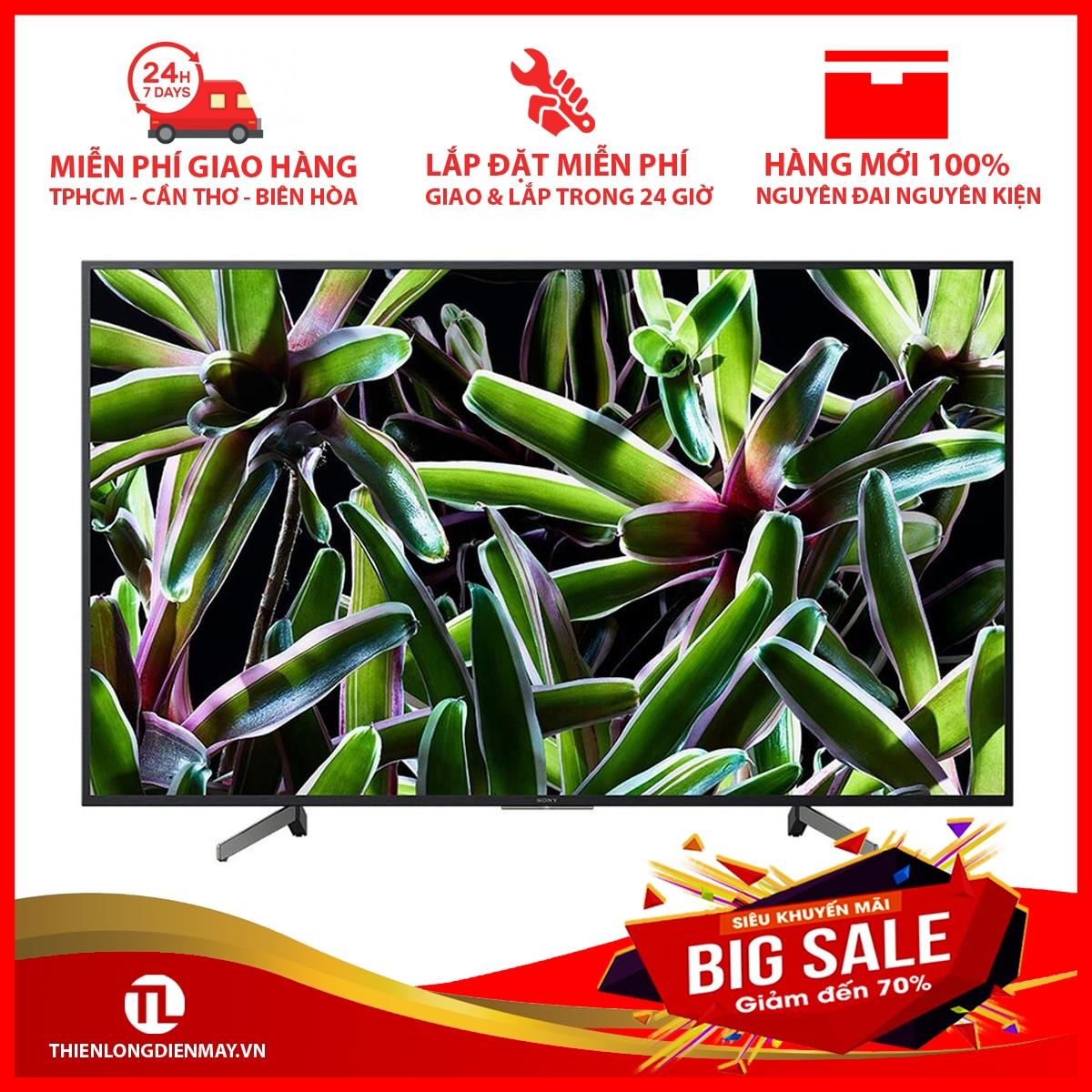 Bảng giá Smart Tivi Sony 4K 55 inch KD-55X7000G - 55X7000G