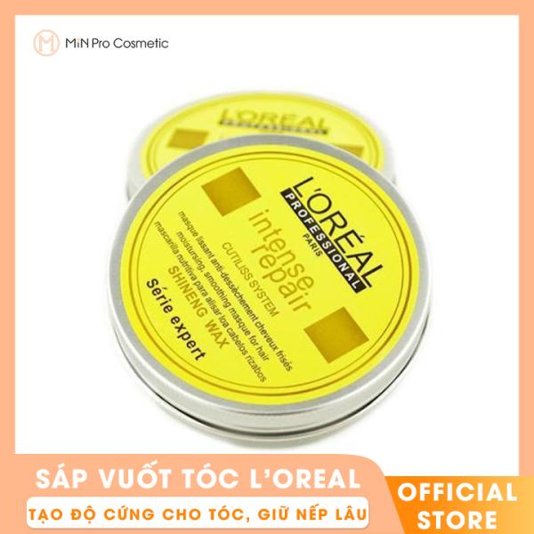 Sáp vuốt tóc LOreal Professional Paris Intense Pepair giá rẻ
