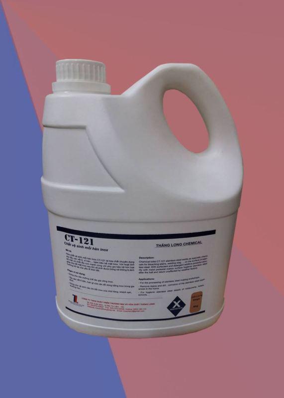 Gel tẩy sạch mối hàn inox CT-121