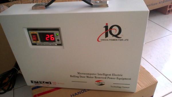 Bảng giá Bộ Lưu Điện CỬA CUỐN IQ 600KG - Q9U600-4B Phong Vũ
