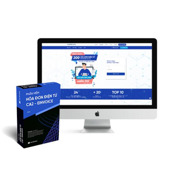 Bảng giá Phần mềm Hóa đơn điện tử CA2-EINVOICE Phong Vũ