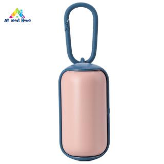 ABH Pet Garbage Bag Dispenser Portable Pet Waste Bag Poop Bag Dispenser for Walking Travel thumbnail