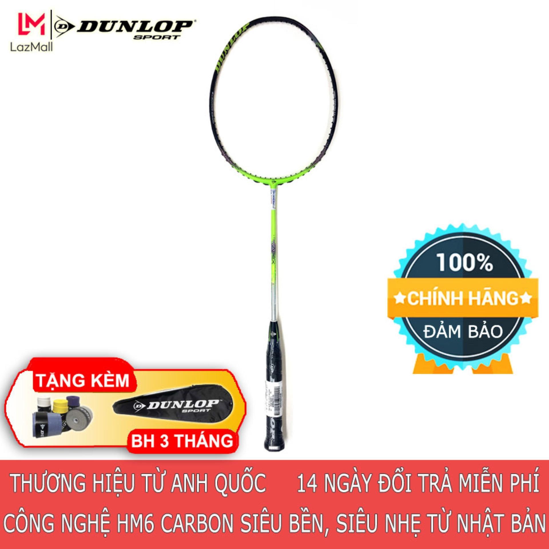 Bảng giá DUNLOP - Vợt cầu lông Dunlop APEX PRO LITE+ Thương hiệu từ Anh Quốc Đổi trả miễn phí (vợt, dụng cụ, cầu lông, badminton, vợt cầu lông rẻ)