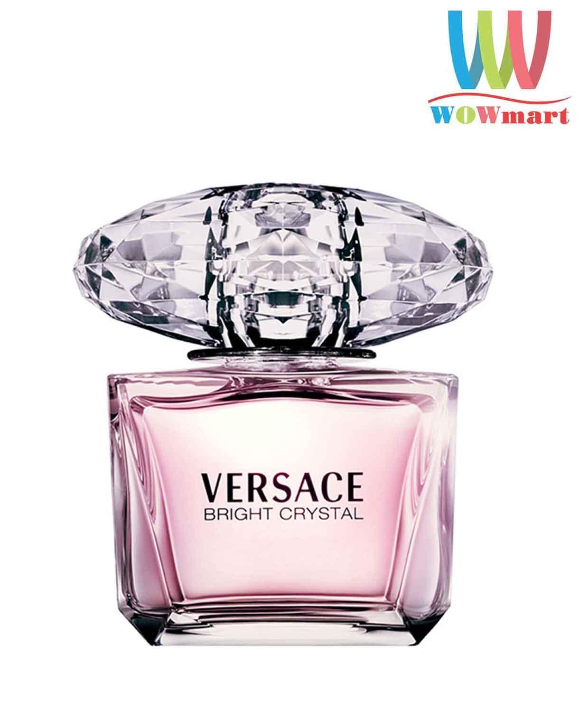Nước hoa nữ Versace Bright Crystal EDT 90ml - PHÁP