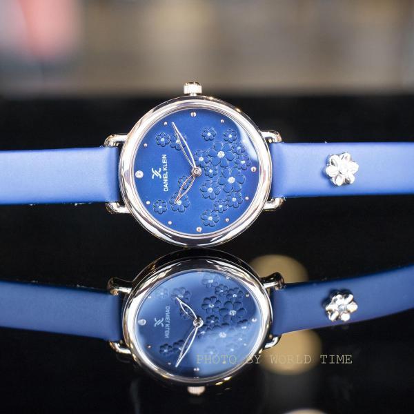 Nơi bán Đồng hồ Nữ Daniel Klein DK12050 - 2 [Full box, thẻ bảo hành hãng] -  kính Mineral, chống nước, dây da cao cấp