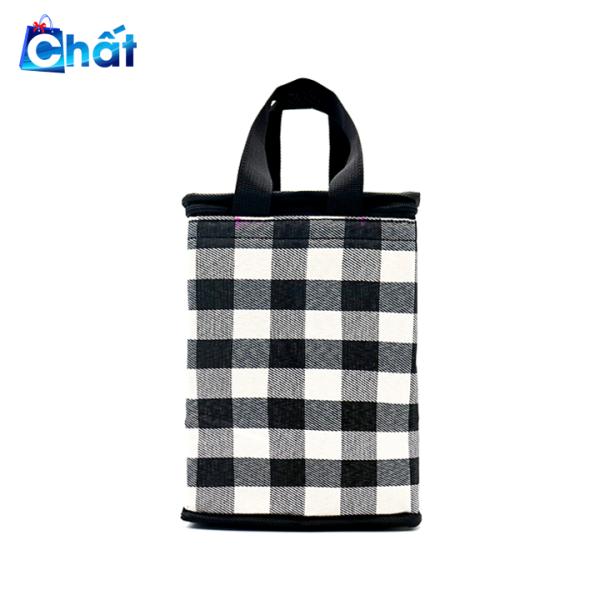 Túi giữ nhiệt đựng hộp cơm văn phòng, camen, vật dụng cá nhân