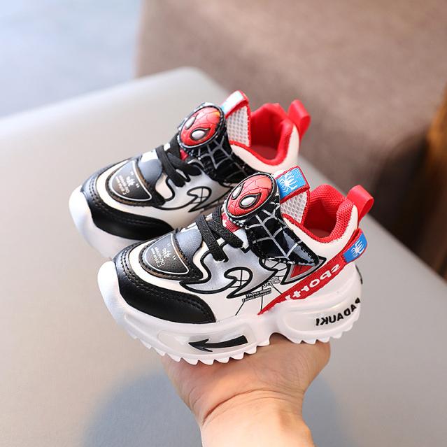 [Size 21-30] Giày Thể Thao Cho Bé Trai / Bé Gái Giày 1 2 3 4 tuổi GT285 - Đỏ giá rẻ