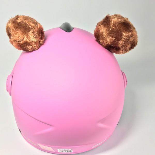 Giá bán Mũ bảo hiểm nửa đầu có kính hình thú dành cho bé từ 3 đến 6 tuổi - VS103KS - Heo con yêu bảo hành 12 tháng