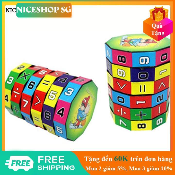 Coupon Giảm Giá Đồ Chơi Trẻ Em Rubic Toán Học, Phát Triển Khả Năng Tính Toán, Kích Thích Tư Duy Trí Não Phát Triển Cho Bé Từ 4 đến 8 Tuổi - PK417