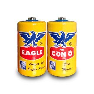 Pin Con Ó (EAGLE) R20C PVC Vàng - 1 hộp 12 viên thumbnail