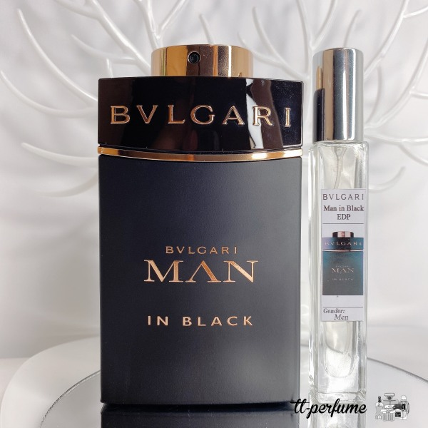 [Mẫu thử 10ml] Nước hoa nam BLVGARI MAN IN BLACK