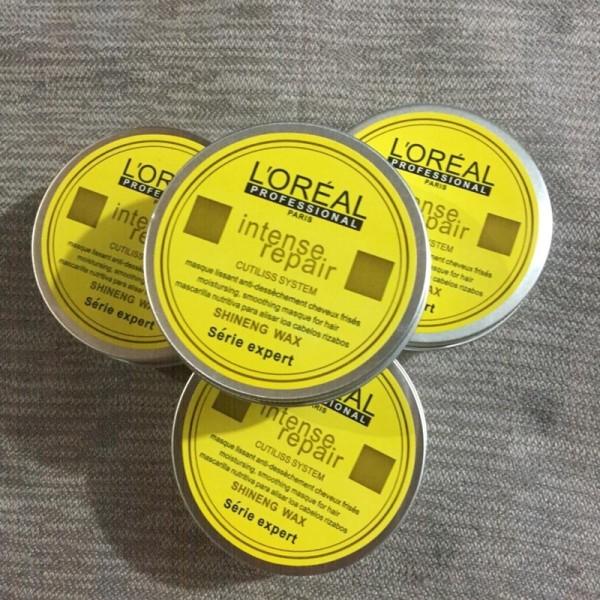 CHÍNH HÃNG - Sáp vuốt tóc nam Lreal 80g siêu giữ nếp (8-12h) dung tích 80g / Sap vuot toc / Wax vuot toc / Keo giá rẻ