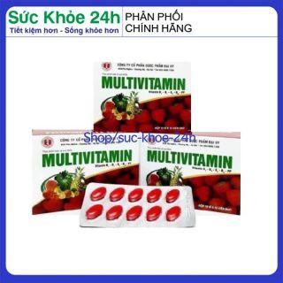 Vitamin tổng hợp Pharvita Plus bồi bổ cơ thể, tăng sức đề kháng dùng cho người trên 6 tuổi Chai 30 viên HSD 2023 4