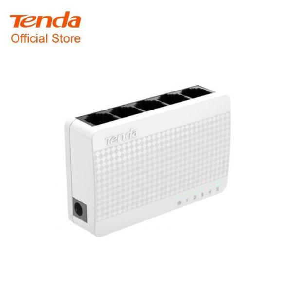 Bảng giá Thiết bị Switch TENDA S105 – Desktop 5 cổng (Trắng) Phong Vũ