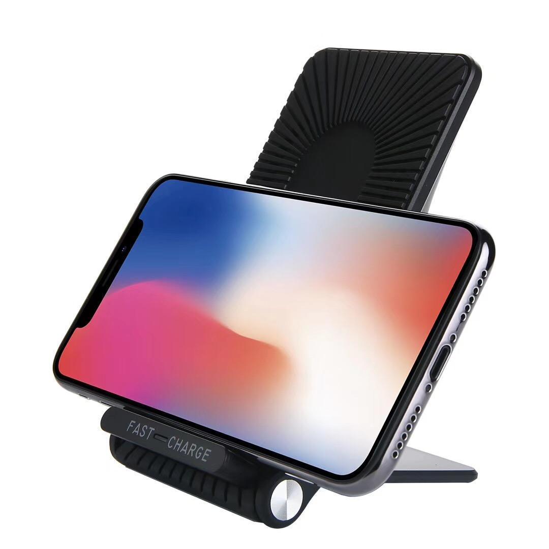 Đế Sạc Không Dây Samsung/iphone Thông Minh,sạc nhanh, sạc không dây, Samsung/iphone, giá đỡ điện thoại , tán nhiệt tự động không bị nóng