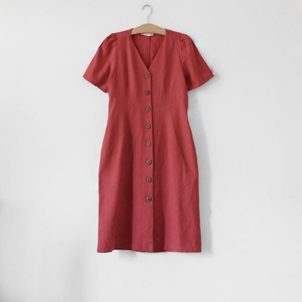 Đầm Linen Zara