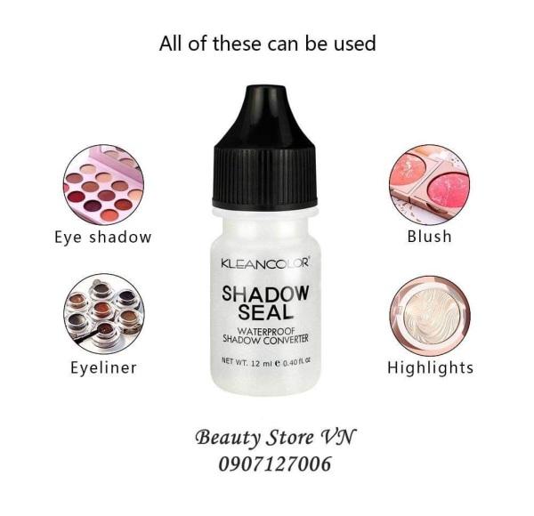 Lót Mắt Dạng Lỏng Đa Chức Năng - Kleancolor Shadow-Seal Waterproof Converter giá rẻ