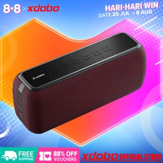 Loa Bluetooth di động XDOBO X8-ii công suất 60W Loa siêu trầm Chống nước IPX5 Loa giải trí trong nhà ngoài trời tiệc tùng Âm thanh siêu sắc nét thumbnail
